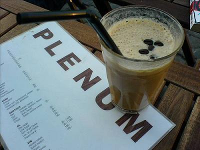 Iskaffe fra Plenum
